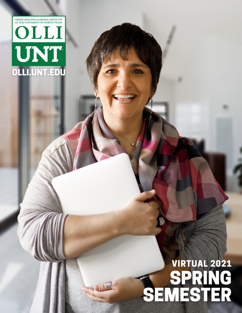 Catalog | Osher Lifelong Learning Institute at UNT